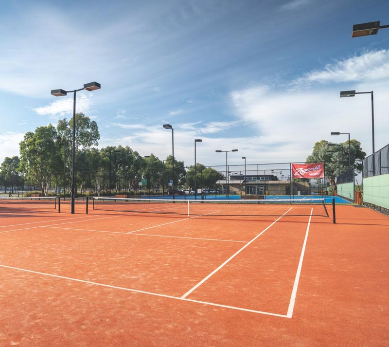 Cranbourne Tennis Courts